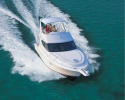 Silverton Yachts 36 Convertible Convertible Fishing Boat