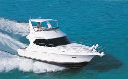 Silverton Yachts 38 Convertible Convertible Fishing Boat