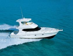 Silverton Yachts 50 Convertible Convertible Fishing Boat