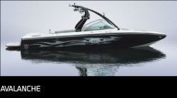 Ski Centurion Avalanche Ski and Wakeboard Boat