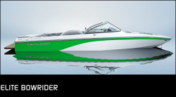 Ski Centurion Elite Bowrider Ski and Wakeboard Boat