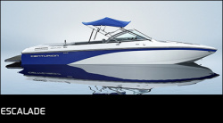 Ski Centurion Escalade Ski and Wakeboard Boat