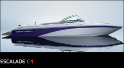 Ski Centurion Escalade C4 Ski and Wakeboard Boat