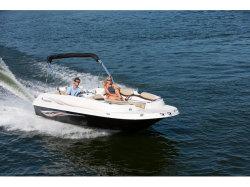 2017 Marine Deckboat Limited 2000 I/O Bay City MI