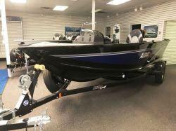 2018 Alumacraft Boats Competitor 165 CS Bay City MI