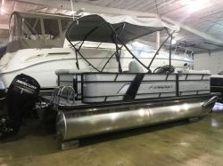 2018 Marine Pontoon EX 20 C Bay City MI