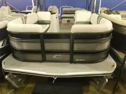 2018 Crest Boats by Maurell Products Classic 230 SLS Bay City MI