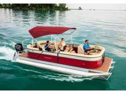 2018 Crest Boats by Maurell Products Crest I 220 SLC Bay City MI