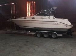 1994 Sea Ray Boats 270 SUNDANCER Bay City MI
