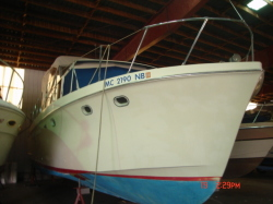 1963  34 AFT CABIN Bay City MI