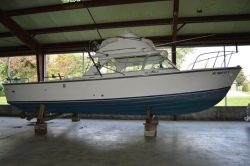 1979 Bertram Yacht 31 FLYBRIDGE Harrison Township MI