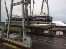 2017 Harris FloteBote 240 SUNLINER Harrison Township MI