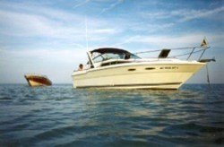 1989 Sea Ray Boats 300 WEEKENDER Harrison Township MI