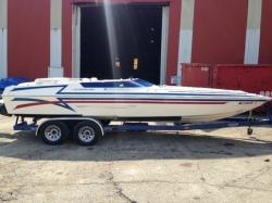 1999 Eliminator Boats 236 EAGLE XP Waterford  MI