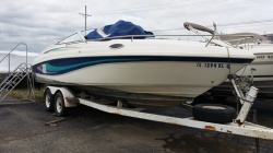 1996 Rinker Boats 232 CAPTIVA Round Lake IL