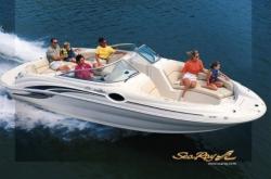 2000 Sea Ray Boats 240 SUNDECK Round Lake IL