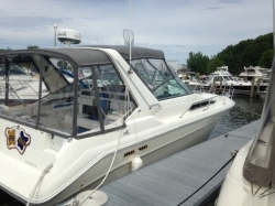 1990 Sea Ray Boats 310 SUNDANCER Grand Haven MI
