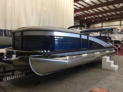 2018 Harris FloteBote Grand Mariner 230 Grand Haven MI