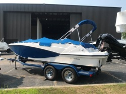 2018  Deck Boat GTDX 200 Grand Haven MI