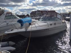 1996 Sea Ray Boats 290 SUNDANCER Grand Haven MI