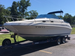 1996 Sea Ray Boats 240 SUNDANCER Fenton MI