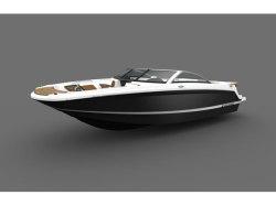 2018  Deck Boat HD 180 Fenton MI