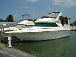 1989 Sea Ray Boats 380AC Marblehead OH
