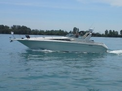 1992 Sea Ray Boats 440 SUNDANCER Harrison Township MI