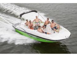 2017 Marine Deckboat MDX 201 E I/O Madison WI