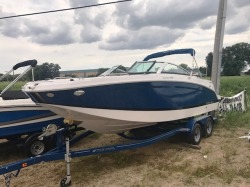 2018  Deck Boat HD 220 Madison WI