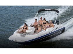 2017 Marine Deckboat Limited 1915 OB Madison WI