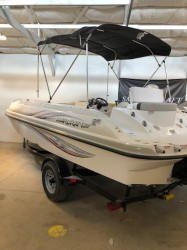 2018 Marine Deckboat Limited 2000 I/O Madison WI