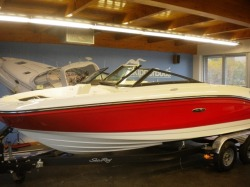 2019 Sea Ray Boats 210SPX Madison WI
