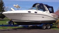 2005 Sea Ray Boats 260 Sundancer Winthrop Harbor IL