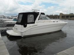 2000 Sea Ray Boats 380 SUNDANCER Oshkosh WI