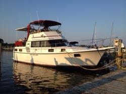 1986 Carver Yachts 3607 Oshkosh WI