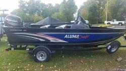 2018 Alumacraft Boats Competitor 165 CS Oshkosh WI