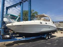2005 Sea Ray Boats 280 SUNDANCER Oshkosh WI