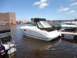 2010 Sea Ray Boats 260 SUNDANCER Oshkosh WI