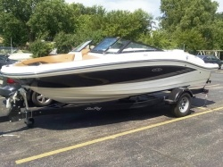 2018 Sea Ray Boats 190SPX Sturgeon Bay WI