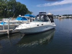 2005 Sea Ray Boats 260 SUNDANCER Sturgeon Bay WI