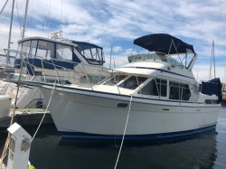 1988  34 SUNDECK Sturgeon Bay WI