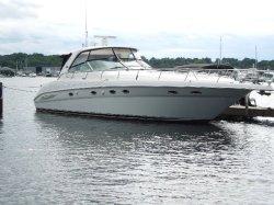 2003 Sea Ray Boats 460 SUNDANCER Sturgeon Bay WI
