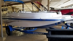 2018 Marine Deckboat Limited 1915 OB Antioch IL