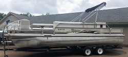 2002 Voyager Express Pontoon