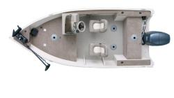 2009 - Smoker-Craft Boats - 151 Resorter
