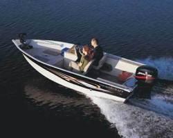 2009 - Smoker-Craft Boats - 161 Resorter