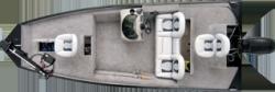 2012 - Smoker-Craft Boats - Bass 171