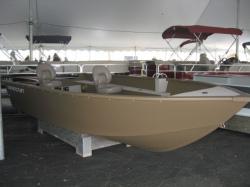 2012 - Smoker-Craft Boats - 160 Freedom TL