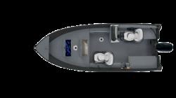 2015 - Smoker-Craft Boats - Pro Camp 161